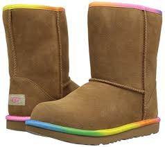 ugg boots hull sale amazon com ugg k ii rainbow pull on boot boots