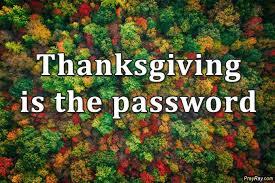 prayer for everyday gratitude and grace