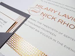 foil sted wedding invitations spark impress luxury wedding invitations digby digby