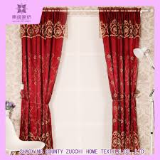 wholesale elegant ready made hand embroidery designs for window