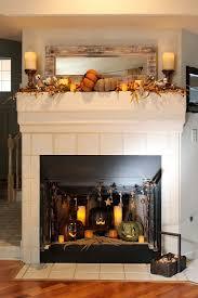 inside fireplace decor home design