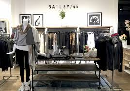 Shop In Shop Interior by Kenneth Park Architects Bailey44 Opens A Bloomingdale U0027s Shop In