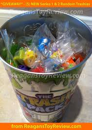 trash pack trashies giveaway game reagans toy review u2013