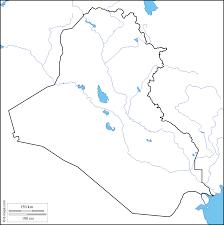 Map Iraq Iraq Free Map Free Blank Map Free Outline Map Free Base Map