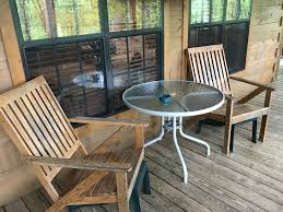 Outdoor Furniture Asheville by Resort Village Cabins Of Asheville Candler Nc Booking Com
