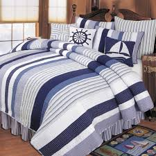 Beach Comforter Sets Magnificent Nautical Comforter Sets Home And Textiles