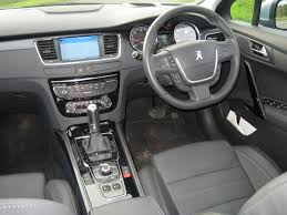 peugeot 508 interior peugeot 508 has rivals looking in rear view mirrors wheel world