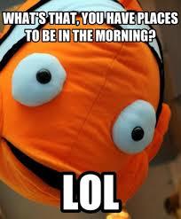 Finding Nemo Seagulls Meme - best winter storm nemo memes