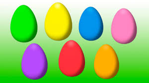 animated surprise easter eggs for learning colors part iv youtube