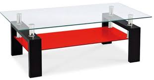 red and black coffee table red coffee table diwanfurniture