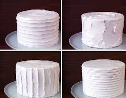 Decorating A Cake At Home Best 25 Buttercream Cake Ideas On Pinterest Frosting Flowers