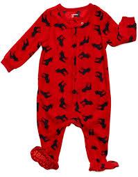 leveret boys footed fleece sleeper pajama size 6m 5