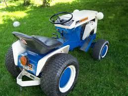 troy bilt horse paint color yesterday u0027s tractors