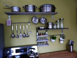 kitchen rack ideas stainless steel kitchen shelves wall mount tags 100 fantastic