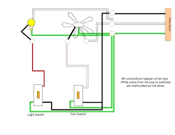 Wiring For Ceiling Fan With Light Wiring Ceiling Light Restoreyourhealth Club
