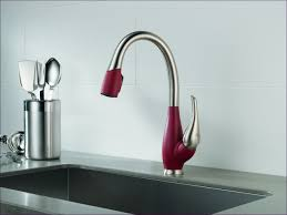 kitchen room modern bridge faucet delta high end faucets modern