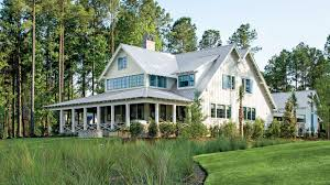 Lowcountry Homes Palmetto Bluff Idea House Southern Living