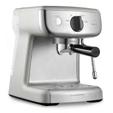 espresso coffee sunbeam em4300 mini barista espresso coffee machine appliances