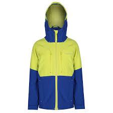 regatta mercia kids jacket insulated waterproof girls boys coat