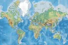 Map Wallpaper Map Of World Wallpaper