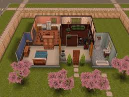 Single Bedroom House by The Sims Freeplay One Bedroom Home Youtube