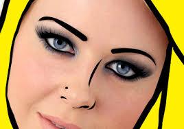 tutorial cara vector photoshop convert a personal photo into authentic pop art design cuts design