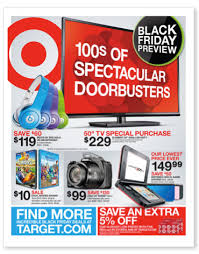 in store black friday sales at target target black friday 2013 ad leak u0026 preview coupon karma
