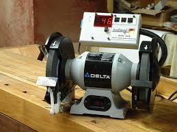 digital bevel angle indicator for bench grinders