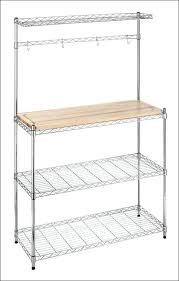Metal Bakers Rack Furniture Magnificent Ikea Kitchen Metal Bakers Rack Ikea Ikea