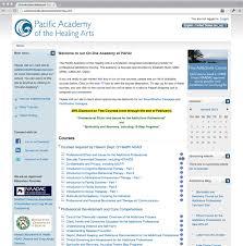 online class website moodle online school website design