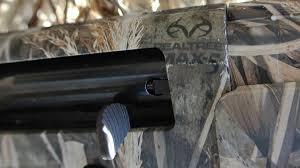 Underground Duck Blind The New Mossberg Duck Commander Line Duck Guns Worthy Of Duck