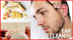 how to get wax out of a candle how to clean your ears properly ear wax candling youtube