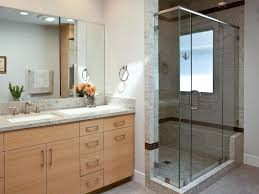 Beveled Mirrors For Bathroom Chic Oval Frameless Mirrors Bathroom Image For Beveled Mirror
