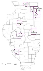 Joliet Illinois Map Icjia Community Violence Prevention Intervention And Suppression