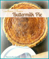 Crustless Pumpkin Pie Recipe South Africa by Buttermilk Pie Just Like My Nanny Used To Make The Coers Family