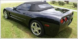 1998 corvette black 1998 04 chevrolet corvette convertible tops and convertible top parts