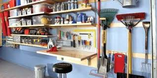 Garage Wall Shelves by Lowes Garage Wall Organizer System Shelving Plans U2013 Venidami Us