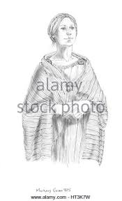 anglo saxons hair stiels mucking black and white stock photos images alamy