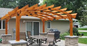 pergola awesome pergola metal outdoor kitchens screen enclosures