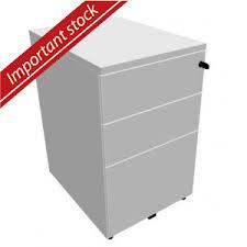 caisson bureau blanc laqué organisation caisson de bureau blanc