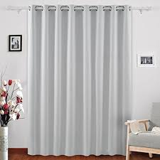blackout curtains 100x84 panel amazon com