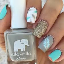 51 special summer nail designs for exceptional look manicure