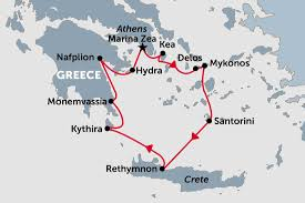 Map Of Crete Greece by Greece Tours Travel U0026 Trips Peregrine Adventures Us