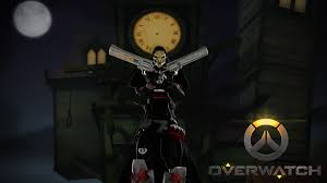 reaper background overwatch halloween overwatch sfm reaper
