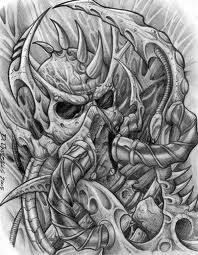 biomechanical search skulls n
