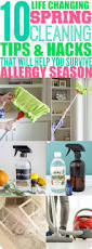 Spring Cleaning Tips 10 Spring Cleaning Tips That Will Help You Survive Allergy Season