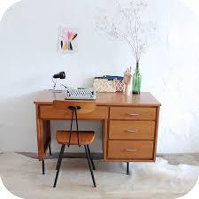 Mobilier Vintage Bureau Vintage Années 50 Années 60 Atelier Du Bureau Vintage