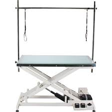 Pet Grooming Table by Veterinary Surgical Operating Grooming Table 829e