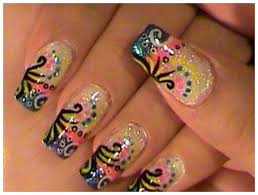 new nail design art pictures tutorial videos procedure step by step