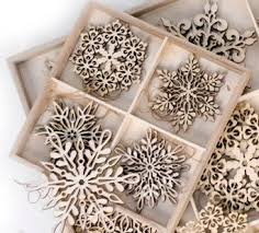 laser cut decorations use acrylic or other resin www